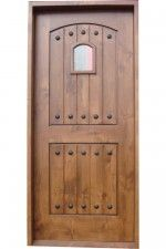 Wrought Iron Clavos are a great addition to your spanish-style doors. Accessorize your hacienda-style doors with our Rustic Door Clavos. Check out our wide selection of Rustic Door Nails today! Wood Entry Doors, Rustic Doors, Front Doors, Hacienda Style, Single Doors, Spanish Style, Tall Cabinet Storage, Projects, Interior Ideas