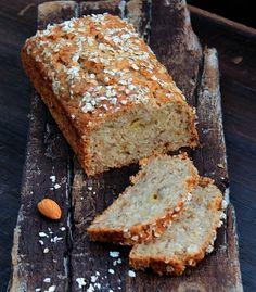 Baking | Eggless Oats & Banana Bread