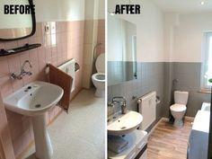 Diy Bathroom Decor, Bathroom Interior Design, Bathroom Ideas, Future House, Home Remodeling, Toilet, New Homes, Laundry, Home Decor