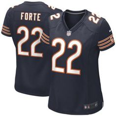 Matt Forte Chicago Bears Nike Women s Game Jersey Official Nfl Football 1b1fec77f
