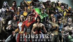 Nutshell Review of Injustice: God's Among Us by Bigbluebullfrog.com