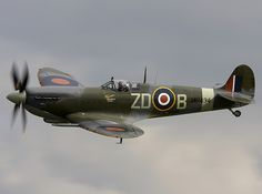 Spitfire #flickr #plane #WW2