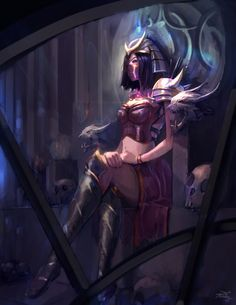 Mileena Empress of Outworld