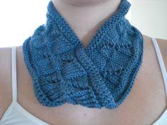 HOW TO – Knit a Möbius Strip Scarflet | MAKE: Craft
