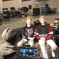 View marcus_martinuslover's Flipagram created on featuring Like It Like It by Silentó & Marcus & Martinus. I Go Crazy, Good Job, Twins, Interview, My Love, Celebrities, Boys, Mac, Punk