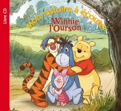 Disney's Winnie l'Ourson (1 livre + 1 CD audio)