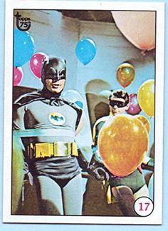 Batman Television Show 2013 Topps 75th Anniversary #43 - Adam West Burt Ward @ niftywarehouse.com #NiftyWarehouse #Batman #DC #Comics #ComicBooks