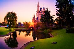 Tokyo Disneyland of the Rising Sun