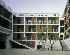 URBANUS, Chaoying Yang · Tulou Collective Housing