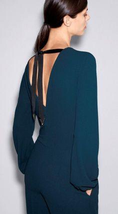 Aymeline Valade for Zara lookbook