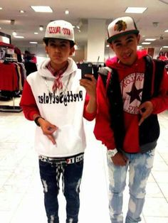 young boy swag<3