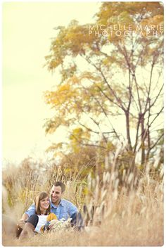 fall engagement. michelle marie photography