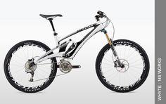 Whyte 2012 - British Mountain Bikes - 146 S