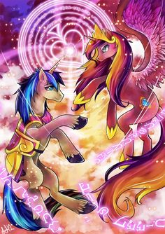 MLP Shining Armour and Princess Cadence Princess Cadence, Princess Celestia, Mlp My Little Pony, My Little Pony Friendship, Pokemon, Little Poney, My Little Pony Pictures, Twilight Sparkle, Rainbow Dash
