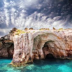 Blue cave by Heaven Man on 500px
