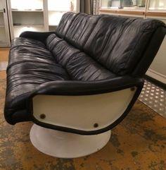YRJÖ KUKKAPURO / SATURN / SATURNUS / SOHVA / SOFA Recliner, Lounge, Sofa, Chair, Designers, Furniture, Vintage, Google, Home Decor