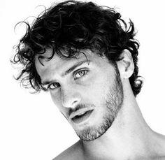 Men's curly hair style. 227cruz.com | 408.395.1130 227 N. Santa Cruz Ave | Los Gatos | Ca #hairstyles #227cruz #menshairstyle #menscurlyhairstyle #mensshorthair