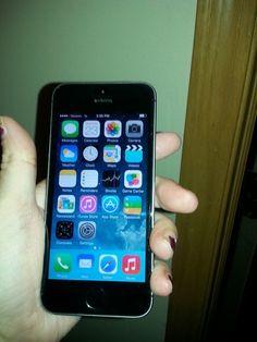 Apple iPhone 5s (Latest Model) - 16GB - Space Gray (Verizon) Clean ESN #Apple #Bar