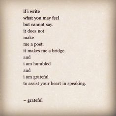 This is exactly how I view myself in my job. I am their voice. (Nayyirah Waheed)