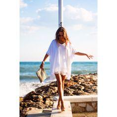 ⛵️⛵️ SUMMER - #summer #summertime #beach #sea #mediterranean #style #fashion #stylish #look #summerstyle #white #girl #outfit