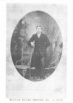 Willie Allen Harter Sr. 1910