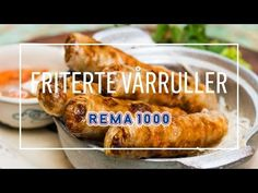 Friterte vårruller - REMA 1000