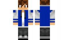 minecraft skin JhonyDevil
