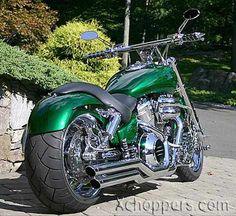 B. Xchoppers X Sickles Big Tire Kit For All Honda VTX Models/