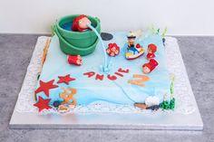 ponyo cake! 2nd birthday <3