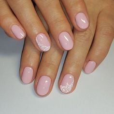 Here's what you can do or advise to ensure your clients have perfect nails. 'Nail discoloration can have… Continue Reading → Pink Nail Colors, Pink Nails, Bright Nail Designs, Nail Art Designs, French Nails, Natural Gel Nails, Classic Nails, Girls Nails, Elegant Nails