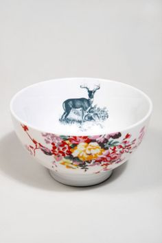 deer bowl, urban outfitters