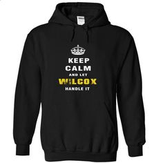 IM WILCOX - #cool tshirt #sweater hoodie. BUY NOW => https://www.sunfrog.com/LifeStyle/IM-WILCOX-whhnq-Black-Hoodie.html?68278