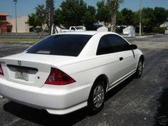 Honda Civic Coupe VP Automatic