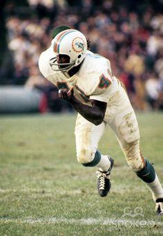 Paul Warfield . Miami Dolphins