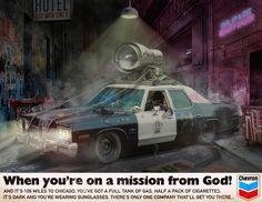 Mission from God - Blues Brothers - JJ Adams