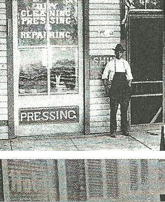 South Bend, IN African American dry good store, 1930 South Bend Indiana, Dry Goods, Big Shot, African, Store, Lingerie, Larger, Shop