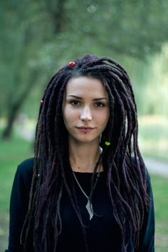dreads made by me #dreads #dreadlocks #love #girl #photography #hipster…
