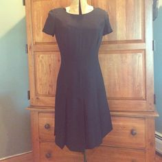 All Occasion Ann Taylor Black Dress