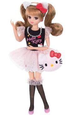 リカちゃん ハローキティだいすき リカちゃん:Amazon.co.jp:おもちゃ