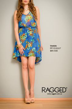 Look RAGGED fashion - moda colombiana