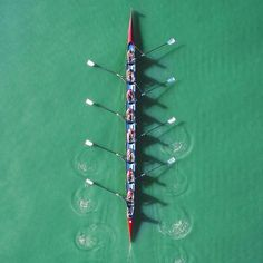 Row row row your boat. By @hawthornephoto. #aerialphoto #aerialview #archilovers #architexture #architecturelovers #minimalism #archilovers #aerialphotography #colorfulworld #pastel #wanderlust #viewfromthetop #drone #drones #dronefly #droneoftheday #rowing #crewteam #boat #row #nautical by elsewhereandco