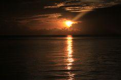 amazing sunsets Zanzibar
