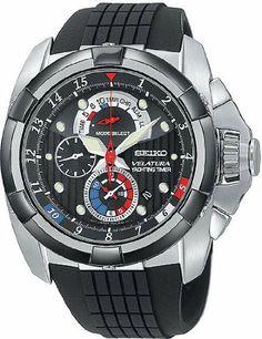Seiko Men's Watches Velatura SPC007 - 2 Seiko. $365.00. Case Diameter - 43 MM…