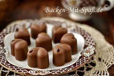 Eierlikör-Pralinen Best Pancake Recipe, Baked Oatmeal, Christmas Decorations To Make, Christmas Traditions, Gingerbread, Food To Make, Food And Drink, Easy Meals, Sweets