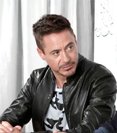 "Robert ""Giggles"" Downey Jr."