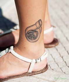 Turbo Tattoo! Need this!! Mechanic girl problems