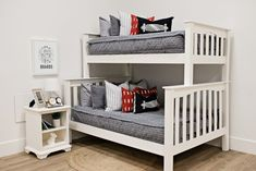 Styled for Bunk Beds – Beddy's Make Your Bed, How To Make Bed, Floral Bedroom Decor, Boho Decor, Kid Beds, Bunk Beds, Beddys Bedding, Zipper Bedding, Girls Bedroom