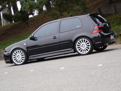 VW R32 - love the MK 4 body style the most!