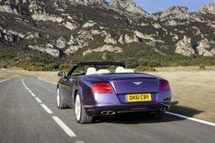 2013 Bentley Continental GTC Exterior