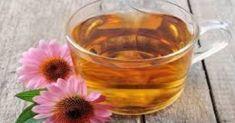 Refreshing Echinacea Tea # Erfrischender Echinacea-Tee # Echinacea # Image by Jessie. Kefir, Avocado Cake, Tea Benefits, Herbal Remedies, Herbalism, Alcoholic Drinks, Herbs, Organic, Flowers